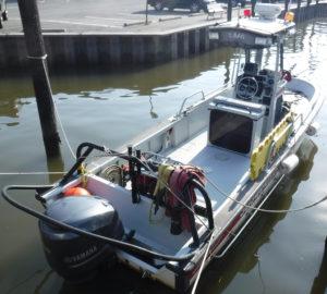 sams marine surveyor